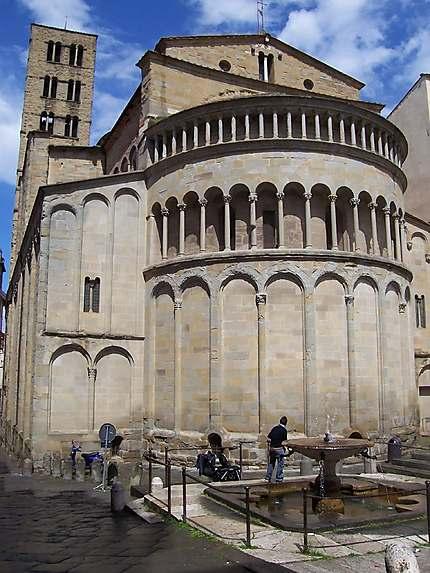 Arezzo - Chiésa Santa Maria della Piéve