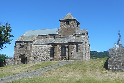 Eglise de Bredons