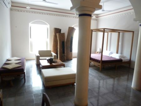 Photo hotel The Saratha Vilas