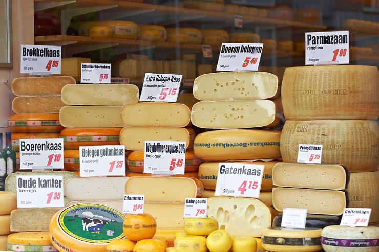 Les secrets du gouda de Hollande