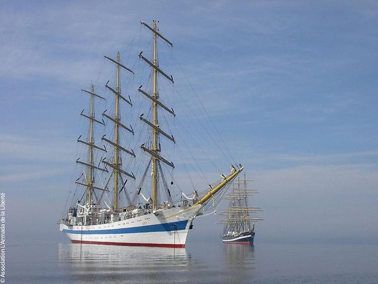 Armada 2019 à Rouen