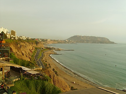 La baie de Lima