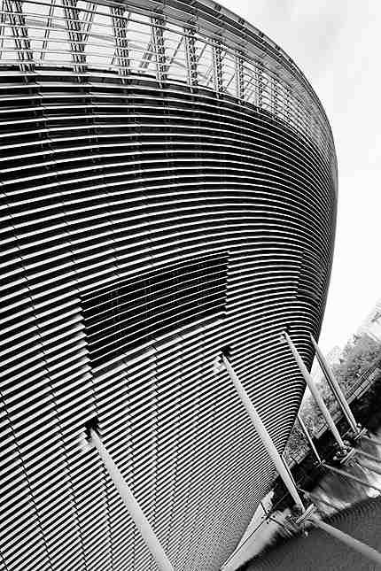 Cité Internationale - L'Amphithéâtre