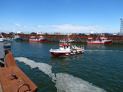 Port de Rimouski