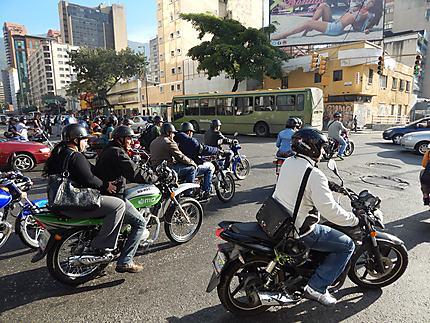 Caracas - Dans la rue