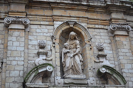 Eglise Ste Marie-Madeleine, Bruxelles
