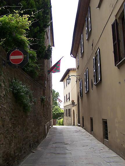 Arezzo - Rue étroite