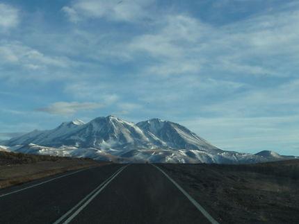 Vers la frontière bolivienne