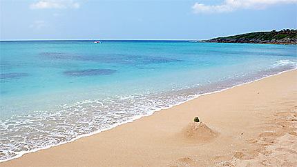 La plage de sable blanc Kenting