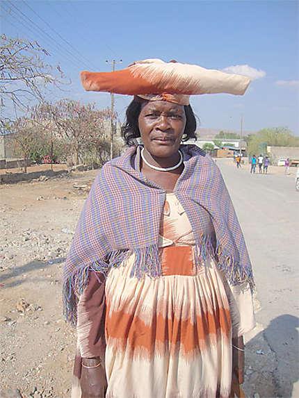 Femme héréro