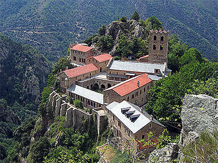 Abbaye de St-Martin du Canigou