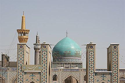 Dernière demeure de l'Imam Reza