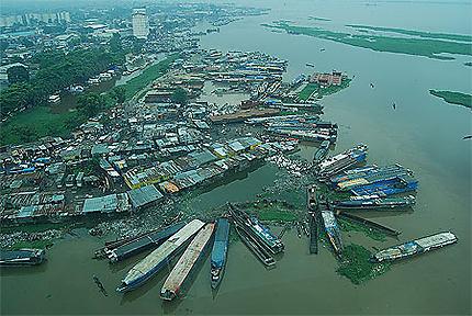 Kinshasa la belle, devenue Kinshasa la poubelle