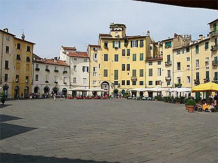 Lucca en Italie