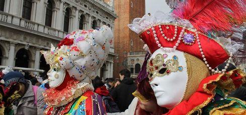 Le carnaval de Venise en famille