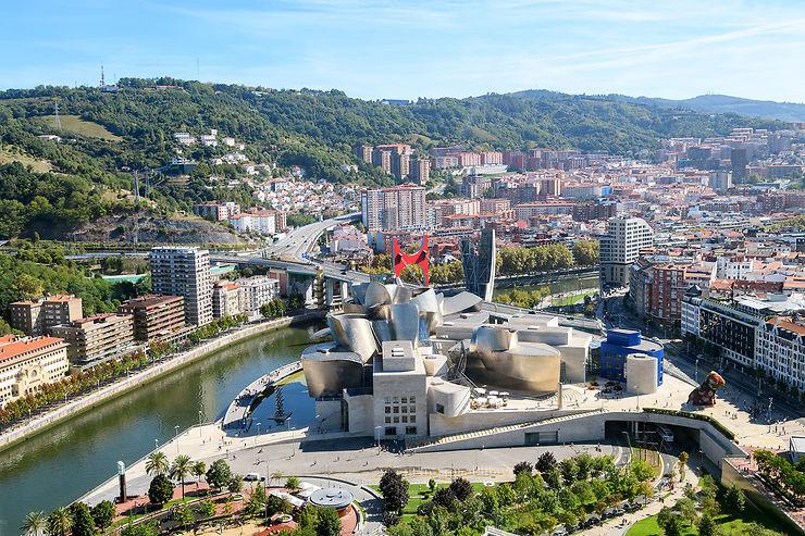 Bilbao et le Guggenheim