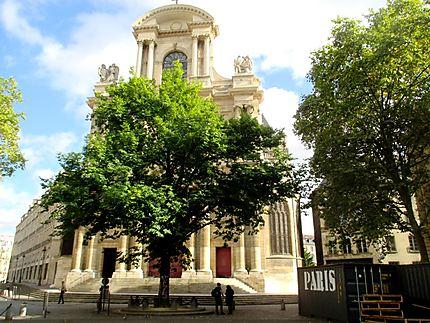 L'orme mystérieux de la place Saint Gervais