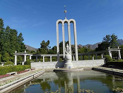Monument dédié aux Huguenots