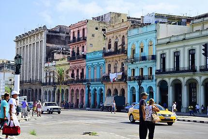 Les couleurs de La Havane