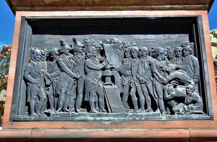 Monument Place Gutenberg, Strasbourg