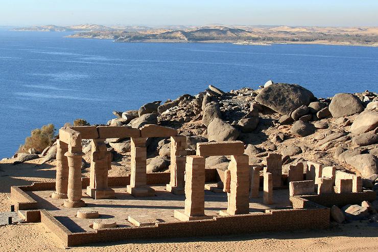 Le meilleur de l'Égypte : la Nubie et Abou Simbel