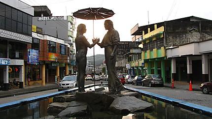 Statue du Puyo
