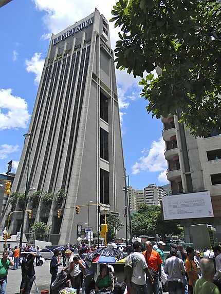 Caracas - Quartier de Sabana Grande