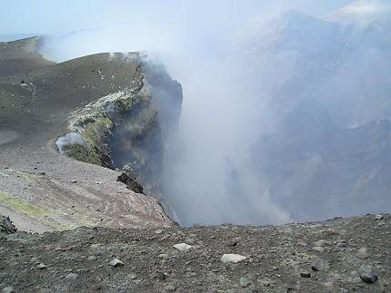 Etna cratère sommital