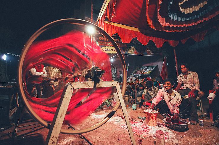 Ahmedabad, la ville du vent