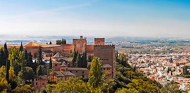 Réserver un weekend en Andalousie