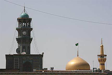 Le sanctuaire de l'Imam Reza