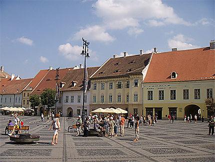 Les yeux de Sibiu