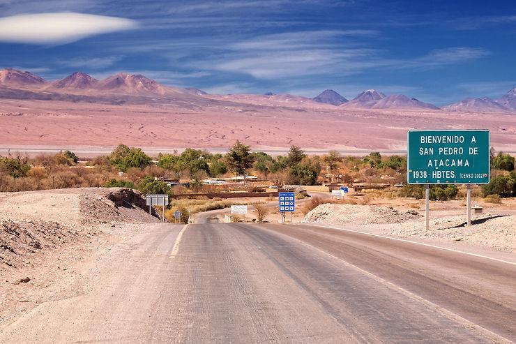 San Pedro de Atacama, une oasis dans le désert