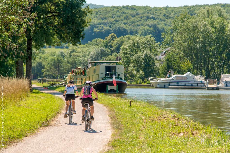 Les plus belles pistes cyclables de France : Les parcours cyclables d'Alsace - Routard.com