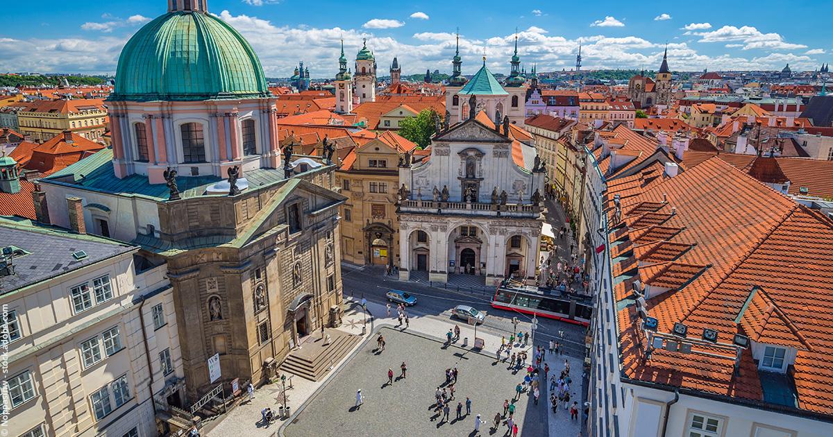 Balades dans Prague