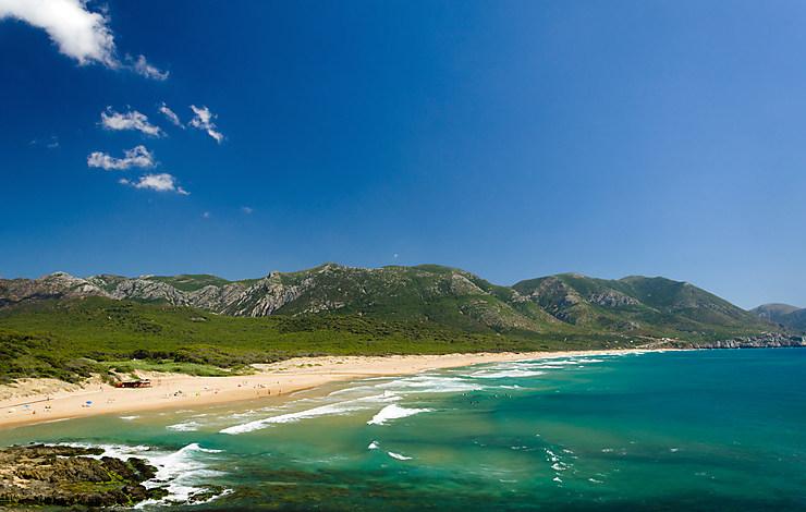 La Costa Verde, des dunes de Piscinas à la baie de Portixeddu