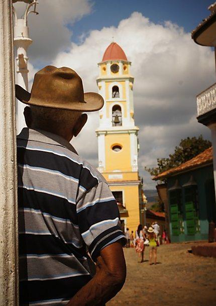 Clocher à Trinidad