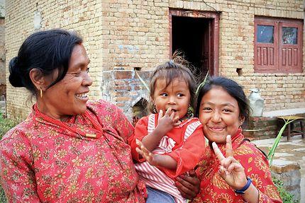 Au lendemain du séisme au Népal