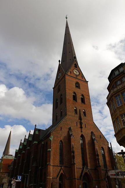 Eglise St. Pierre à Hambourg