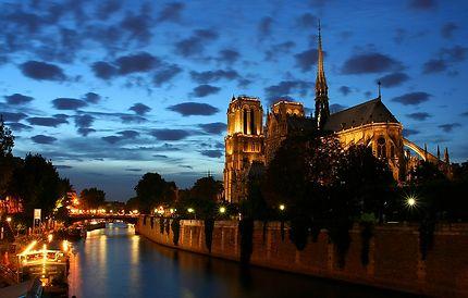 Notre Dame de Paris avant l'incendie