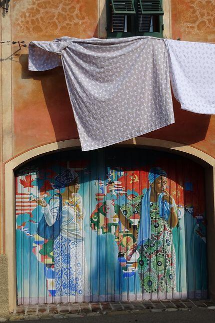 Street art (Toscane)
