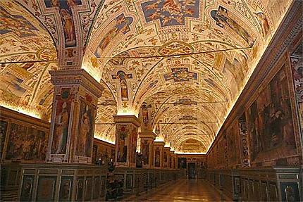 Bibliothèque Vaticane