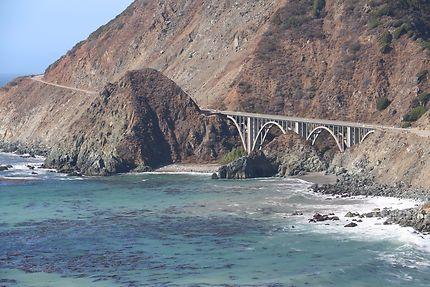 Pont sur la Highway 1