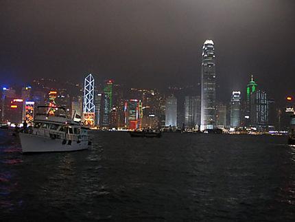 Noël à Hong-Kong