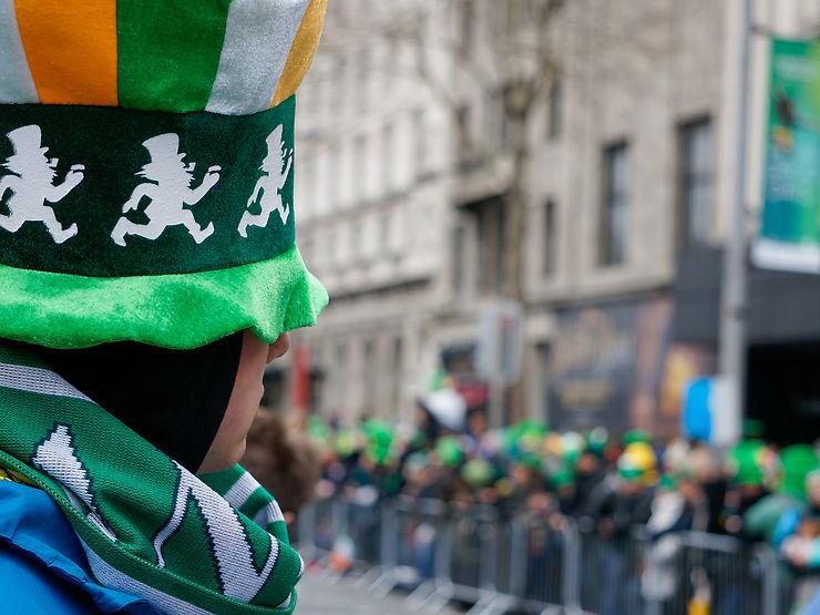 La Saint-Patrick en Irlande