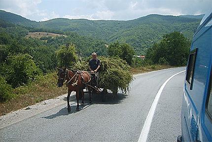 Transport macédonien