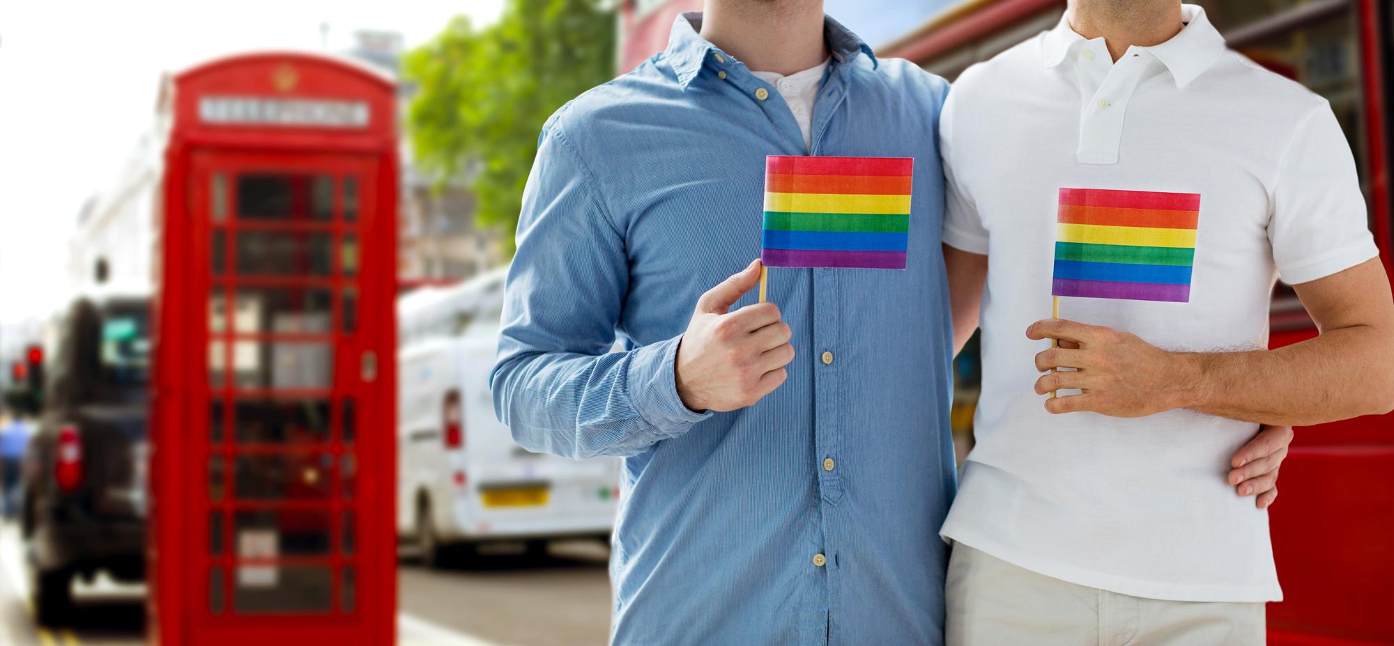 Londres gay rencontres sites Web datant de prendre la prochaine étape