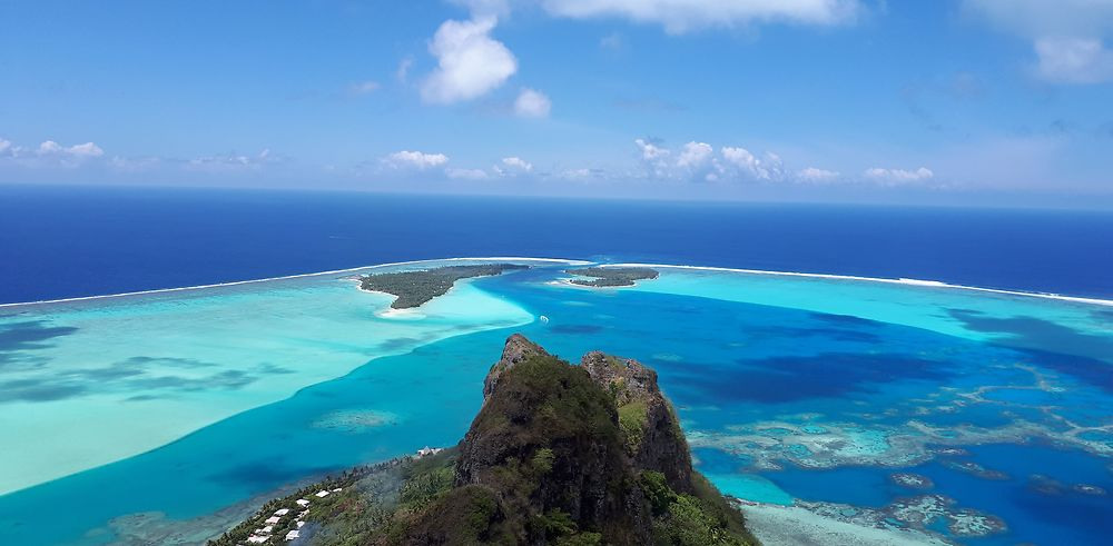 Bleu de Polynésie