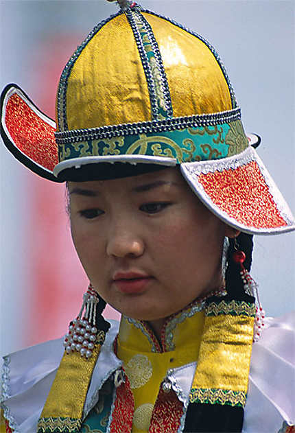 Beauté mongole