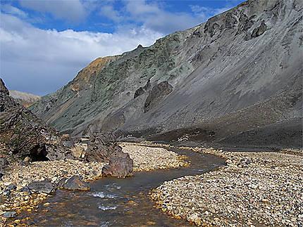 Paysage du Landmannalaugar